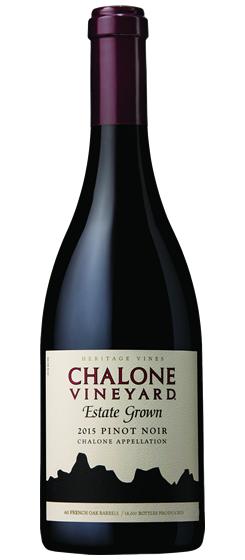 2015 Chalone Vineyard Estate Pinot Noir, Chalone AVA