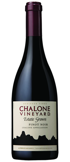 2016 Chalone Vineyard Estate Pinot Noir, Chalone AVA