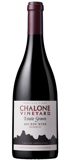 2017 Chalone Vineyard Estate Reserve Red, Chalone AVA