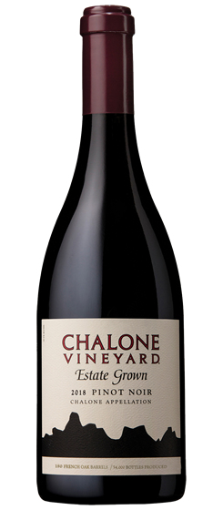 2018 Chalone Vineyard Estate Pinot Noir, Chalone AVA