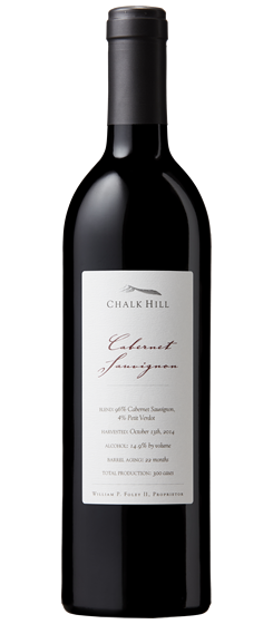 2015 Chalk Hill Chairman's Club Cabernet Sauvignon, Chalk Hill AVA