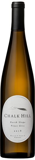 2018 Chalk Hill North Slope Pinot Gris, Chalk Hill AVA