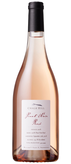 2019 Chalk Hill Chairman's Rosé of Pinot, Russian River Valley