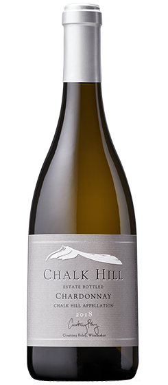 2018 Chalk Hill Estate Chardonnay, Chalk Hill AVA