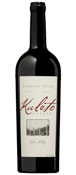 2017 Kuleto Estate Cabernet Franc, Napa Valley