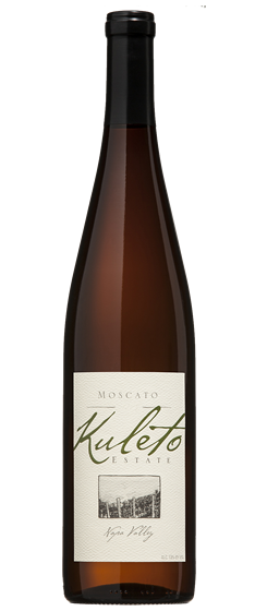 2018 Kuleto Estate Moscato, Napa Estate