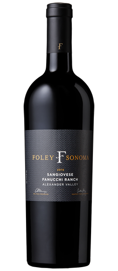 2015 Foley Sonoma Fanucchi Ranch Sangiovese, Alexander Valley Image