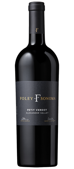 2016 Foley Sonoma Estate Petit Verdot, Alexander Valley