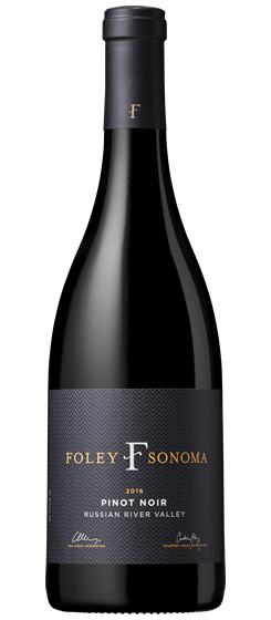 2016 Foley Sonoma Pinot Noir, Russian River valley Image