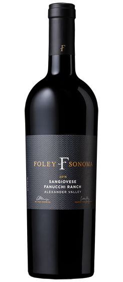 2016 Foley Sonoma Fanucchi Ranch Sangiovese, Alexander Valley