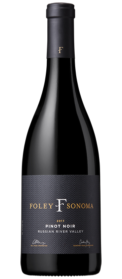 2017 Foley Sonoma Pinot Noir, Russian River Valley