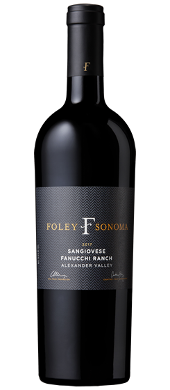 2017 Foley Sonoma Fanucchi Ranch Sangiovese, Alexander Valley