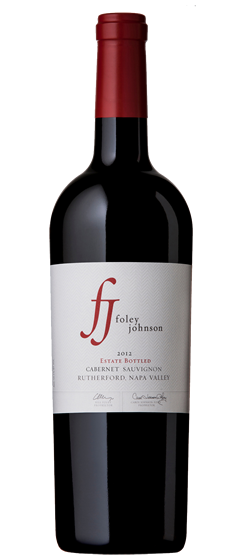 2012 Foley Johnson Cabernet Sauvignon, Rutherford Image