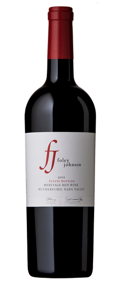 2011 Foley Johnson Meritage, Rutherford