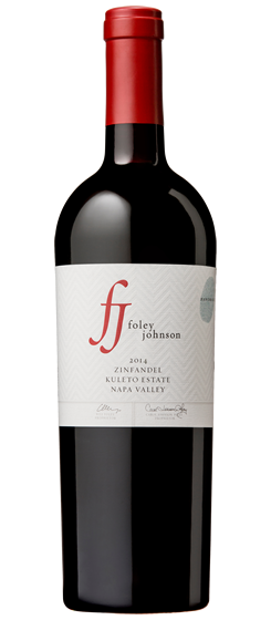 2014 Foley Johnson Handmade Zinfandel, Napa Valley Image