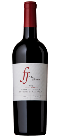 2013 Foley Johnson Estate Cabernet Sauvignon, Rutherford