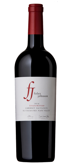 2014 Foley Johnson Estate Cabernet Sauvignon, Rutherford