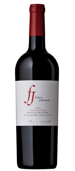 2014 Foley Johnson Estate Meritage, Rutherford