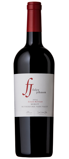 2014 Foley Johnson Estate Merlot, Rutherford Image