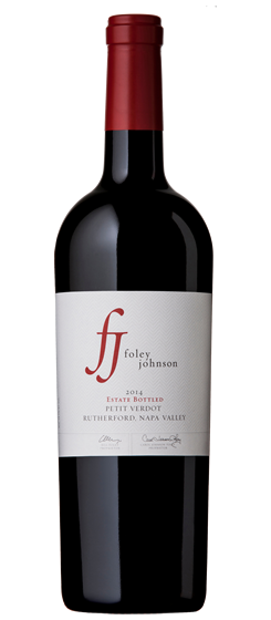 2014 Foley Johnson Estate Petit Verdot, Rutherford