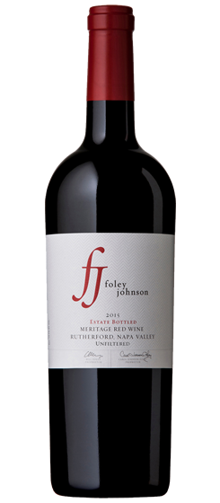 2015 Foley Johnson Estate Meritage, Rutherford Image