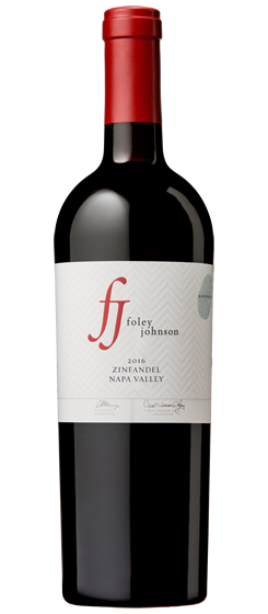 2016 Foley Johnson Handmade Zinfandel, Napa Valley Image