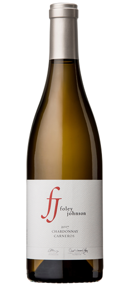 2017 Foley Johnson Chardonnay, Carneros