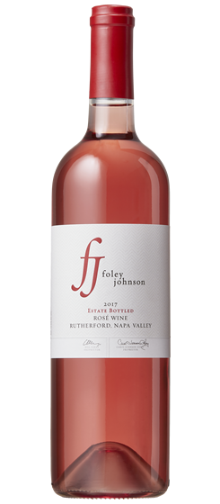 2017 Foley Johnson Estate Rosé, Rutherford Image