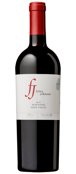 2017 Foley Johnson Handmade Zinfandel, Napa Valley