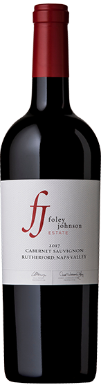 2017 Foley Johnson Estate Cabernet Sauvignon Rutherford