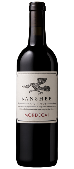 2015 Banshee Mordecai Proprietary Red Blend, Sonoma County Image