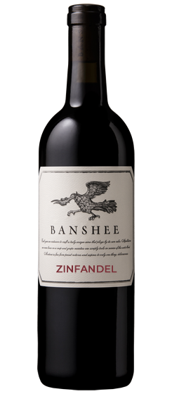 2016 Banshee Zinfandel, Russian River Valley
