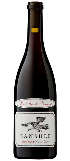 2016 Banshee Rice-Spivak Vineyard Pinot Noir, Sonoma Coast