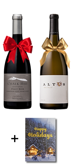 2019 FIS Happy Holidays Wine Duo