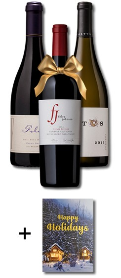2018 FIS Happy Holidays Wine Trio