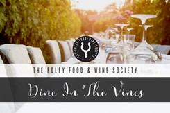 Event Ticket - Dine in the Vines