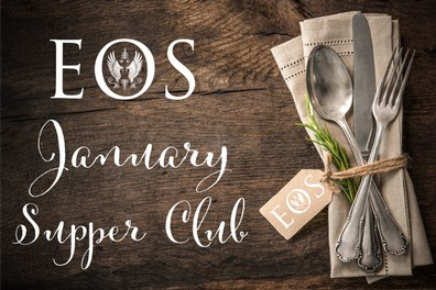 Event Ticket - Eos January 2019 Supper Club Image