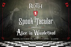 Event Ticket - 2019 Spook-Tacular at Roth