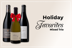 Holiday Favorites Mixed Trio