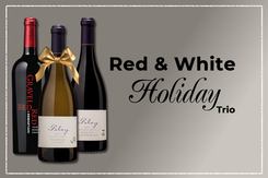 Red & White Holiday Trio