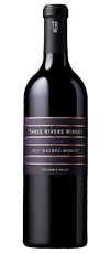 2018 Three Rivers Malbec Merlot, Columbia Valley