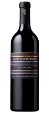2018 Three Rivers Summit View Vineyard Malbec, Walla Walla Valley