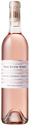 2019 Three Rivers Estate Cabernet Franc Rosé, Walla Walla Valley