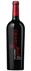2016 Sebastiani Gravel Bed Red, Sonoma County