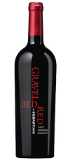 2017 Sebastiani Gravel Bed Red, Sonoma County