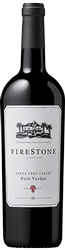 2017 Firestone Vineyard Petit Verdot, Santa Ynez Valley