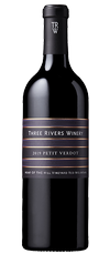 2019 Three Rivers Petit Verdot Heart of the Hill Vineyard, Red Mountain