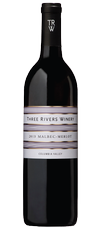 2013 Three Rivers Malbec-Merlot, Columbia Valley