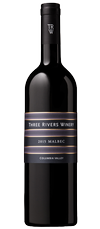 2015 Three Rivers Malbec, Columbia Valley