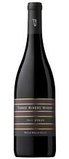 2015 Three Rivers Syrah, Walla Walla Valley